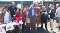 NHS70 Birthday Tea Party Frome