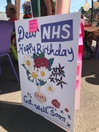 Happy 70th Birthday NHS