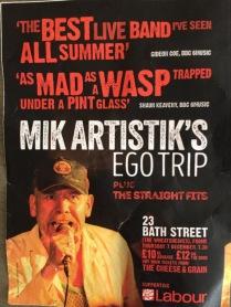 Mik Artistik's Ego Trip