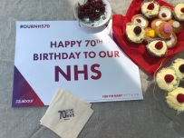 Frome NHS 70th Birthday Party