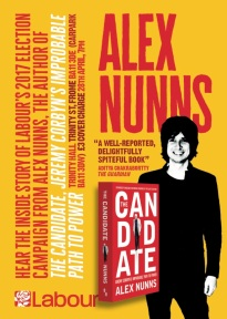 Alex Nunns 'The Candidate'