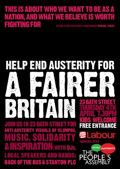 Labour for Frome Anti-Austerity
