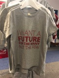 I want a future t-shirt