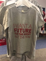 I want a future t-shirt