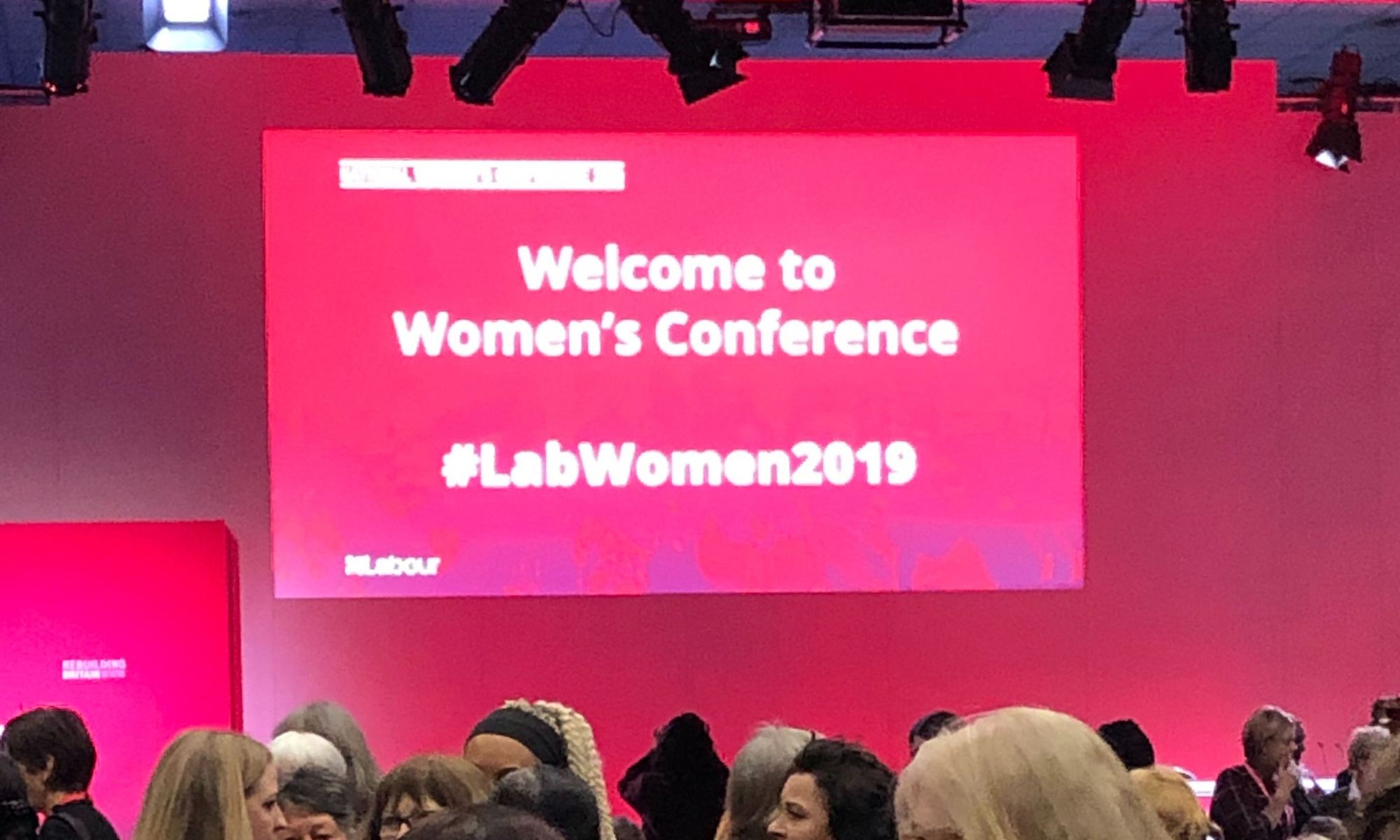 Labour Women's Conference 2019