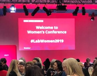 Labour Women's Conference 2019