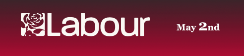Vote Labour in your local town and council elections